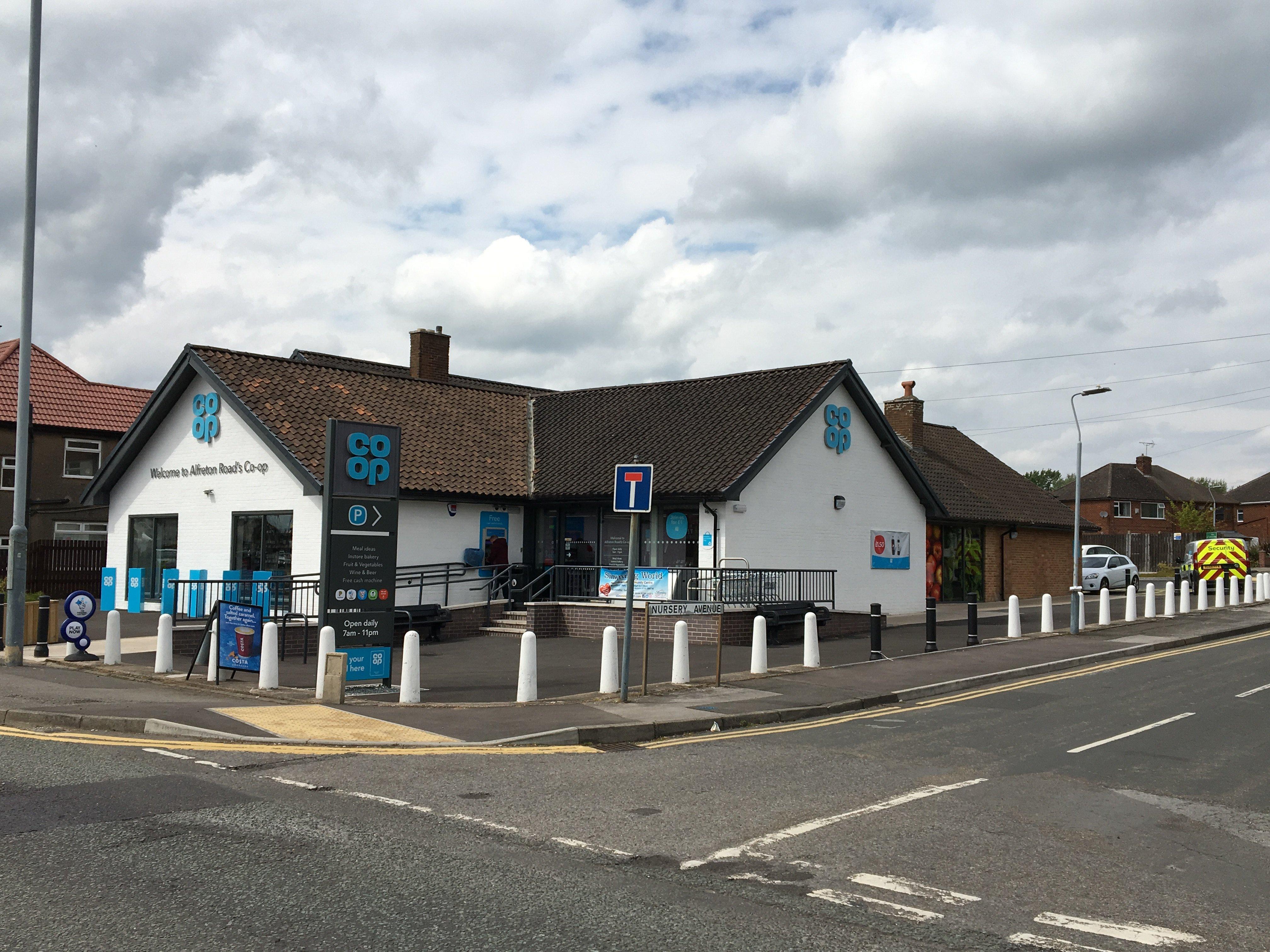 Co-Op Sutton in Ashfield